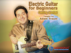 Electric Guitar for Beginners - Tutorial Video