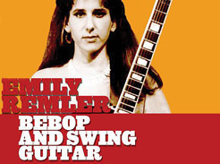Emily Remler - Bebop and Swing Guitar - Tutorial Video