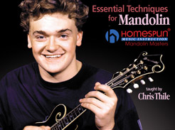 Essential Techniques for Mandolin - Tutorial Video