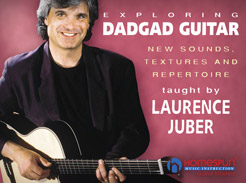 Exploring DADGAD Guitar - Tutorial Video