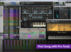 First Song with Pro Tools - Tutorial Video
