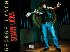 George Lynch - Scary Licks - Tutorial Video