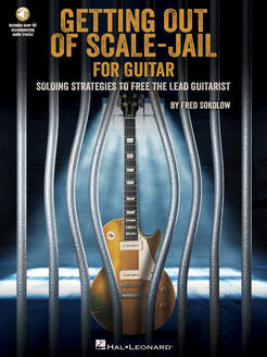 Getting Out of Scale-Jail for Guitar - Tutorial Video