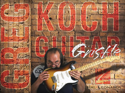 Greg Koch - Guitar Gristle - Tutorial Video