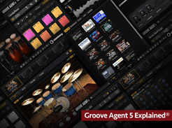 Groove Agent 5 Explained - Tutorial Video