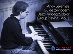 Guide to Modern Jazz Piano - Vol 1 - Tutorial Video