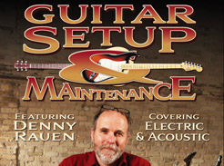 Guitar Setup & Maintenance  - Tutorial Video
