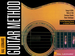 Hal Leonard Guitar Method - Tutorial Video