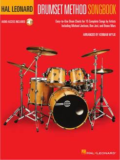 Hal Leonard Drumset Method Songbook - Tutorial Video