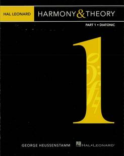 Hal Leonard Harmony and Theory Part 1 Diatonic - Tutorial Video