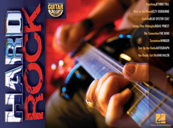 Hard Rock: Guitar Play-Along - Tutorial Video