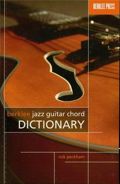Jazz Guitar Chord Dictionary - Tutorial Video