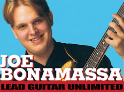 Joe Bonamassa – Lead Guitar Unlimited - Tutorial Video