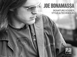 Joe Bonamassa - Signature Sounds, Styles & Techniques - Tutorial Video