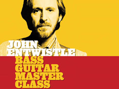 John Entwistle – Bass Guitar Master Class - Tutorial Video