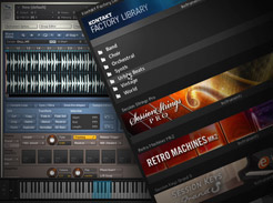 KONTAKT 5 - Working with the Factory Library - Tutorial Video