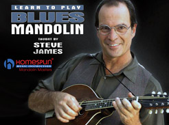 Learn to Play Blues Mandolin - Tutorial Video