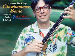 Learn to Play Clawhammer Banjo - Tutorial Video