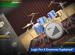 Logic Pro X Drummer Explained - Tutorial Video