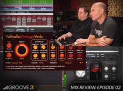 Mix Review with Bob Horn & Erik Reichers - Episode 2 - Tutorial Video