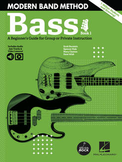Modern Band Method - Bass Book 1 - Tutorial Video