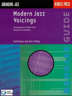 Modern Jazz Voicings - Tutorial Video