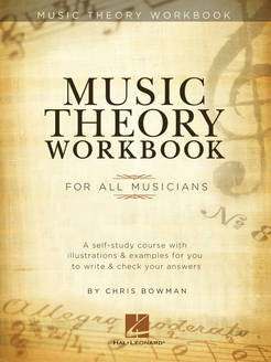 Music Theory Workbook - Tutorial Video