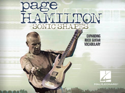 Page Hamilton - Sonic Shapes - Tutorial Video