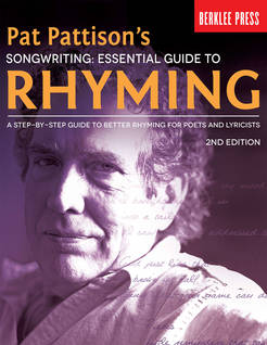 Pat Pattison's Songwriting: Essential Guide to Rhyming - 2nd Edition - Tutorial Video