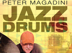 Peter Magadini Jazz Drums - Tutorial Video