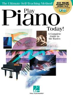 Play Piano Today! All-In-One Beginner's Pack - Tutorial Video