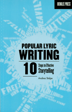 Popular Lyric Writing - Tutorial Video