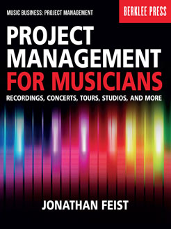 Project Management for Musicians - Tutorial Video