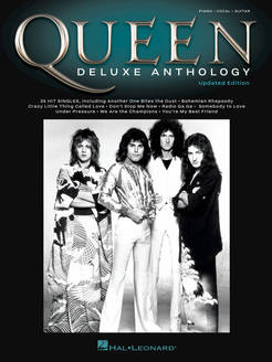 Queen - Deluxe Anthology - Piano/Vocal/Guitar - Tutorial Video