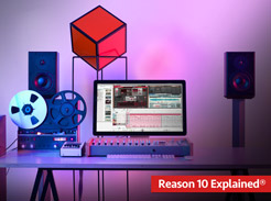 Reason 10 Explained - Tutorial Video