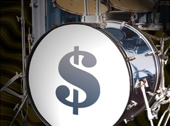 Recording Live Drums on a Budget
