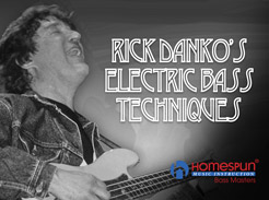 Rick Danko's Electric Bass Techniques - Tutorial Video