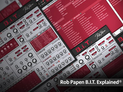 Rob Papen B.I.T. Explained - Tutorial Video