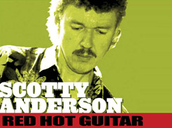 Scotty Anderson - Red Hot Guitar - Tutorial Video
