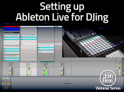 Setting Up Ableton Live for DJing - Tutorial Video