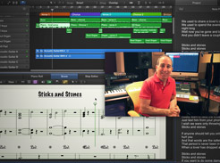 Singer / Songwriter Production & Arranging - Tutorial Video
