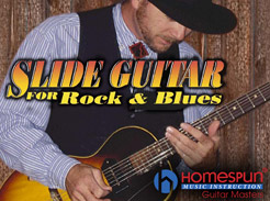 Slide Guitar for Rock & Blues - Tutorial Video
