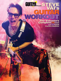 Steve Vai's Guitar Workout - Tutorial Video