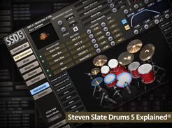 Steven Slate Drums 5 Explained - Tutorial Video