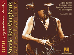 Stevie Ray Vaughan's Greatest Hits - Tutorial Video