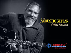 The Acoustic Guitar of Jorma Kaukonen Vol. 1 - Tutorial Video