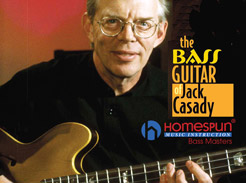 The Bass of Jack Casady - Tutorial Video