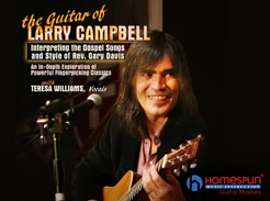 The Guitar of Larry Campbell - Tutorial Video