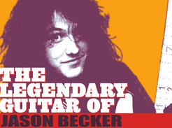 The Legendary Guitar of Jason Becker - Tutorial Video