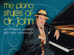 The Piano Styles of Dr. John - Tutorial Video